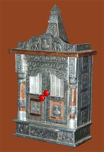 Simple Kalash Oxodize Temple