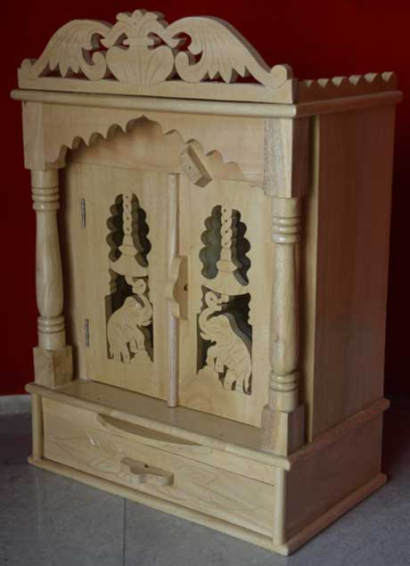 Elephant Door Savan+Ply Wood Temple